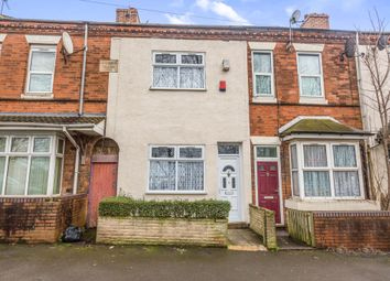 Thumbnail 3 bed terraced house for sale in Watt Street, Handsworth, Birmingham