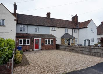 Thumbnail 3 bed terraced house for sale in North Road, Purfleet