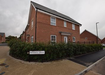 Thumbnail 3 bed semi-detached house for sale in Regents Drive, Mickleover, Derby
