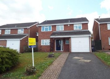 Thumbnail 4 bed detached house to rent in Marlborough Way, Ashby-De-La-Zouch
