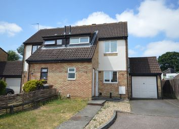 Thumbnail 2 bed semi-detached house for sale in Cotney Croft, Stevenage