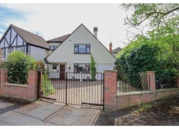Thumbnail 3 bed detached house for sale in Silver Birch Avenue, Epping