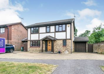 Thumbnail 4 bed detached house for sale in Ferndown, Crawley