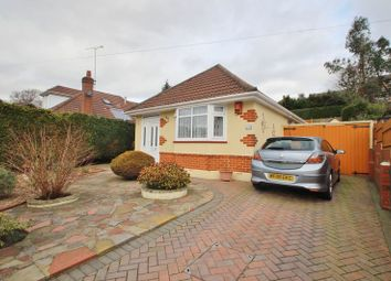 Thumbnail 2 bedroom bungalow for sale in Howeth Road, Bournemouth