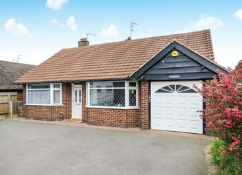 Thumbnail 2 bed detached bungalow for sale in Derby Road, Melbourne, Derby
