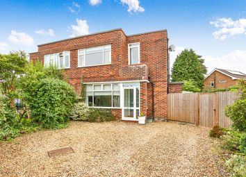 Thumbnail 3 bed semi-detached house for sale in Leopold Close, Norwich