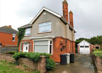 Thumbnail 4 bed detached house for sale in Victoria Road, Mablethorpe