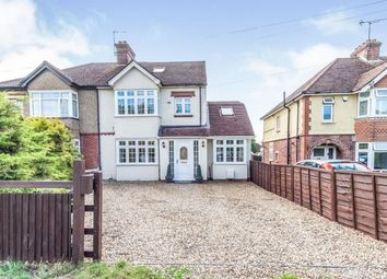 Thumbnail 5 bed semi-detached house for sale in Chatham Road, Maidstone, Kent