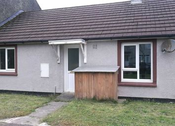 Thumbnail 2 bed bungalow to rent in Maes Amlwg, Tregaron