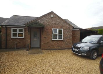 Thumbnail 2 bed detached bungalow to rent in Halfleet, Market Deeping, Peterborough, Lincolnshire
