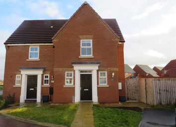 2 bed semi-detached house for sale in Pasture Close, Selby, Barlby YO8