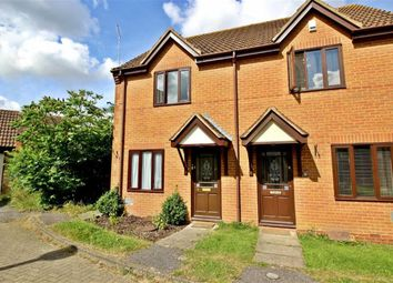 Thumbnail 2 bed semi-detached house to rent in Champflower, Furzton, Milton Keynes, Bucks