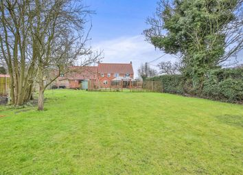 Thumbnail 5 bedroom detached house for sale in Dereham Road, Whinburgh, Dereham