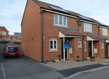 Thumbnail 2 bed end terrace house for sale in Gifford Close, Birstall