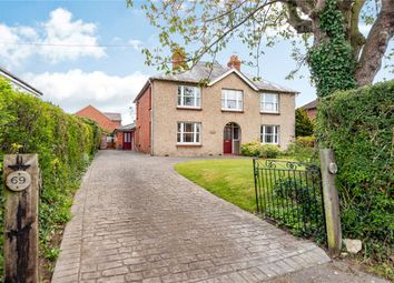 Thumbnail 4 bed detached house for sale in Northfield Road, Thatcham