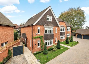 Thumbnail 5 bed detached house for sale in Mathom Court, 15 Bereweeke Road, Winchester, Hampshire
