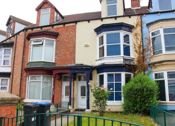 Thumbnail 5 bed terraced house to rent in Crescent Road, Middlesbrough