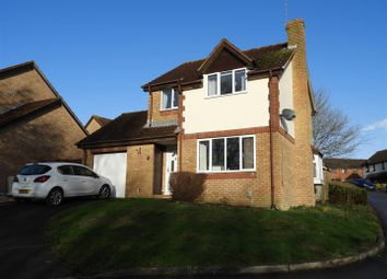 Thumbnail 3 bed detached house for sale in Morie Close, Sparcells, Swindon