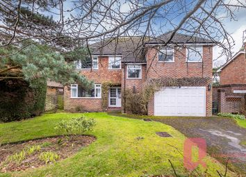 Thumbnail 4 bed detached house for sale in Paddocks Close, Ashtead