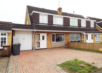 3 bed semi-detached house for sale in Liston Close, Luton, Bedfordshire LU4
