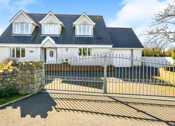 Thumbnail 4 bed detached house for sale in Bodedern, Holyhead, Sir Ynys Mon