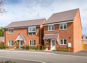 "Thumbnail 3 bed semi-detached house for sale in ""Barwick"" at Robell Way, Storrington, Pulborough"