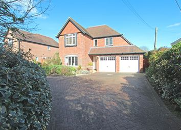 Thumbnail 5 bed detached house for sale in Moser Grove, Sway, Lymington