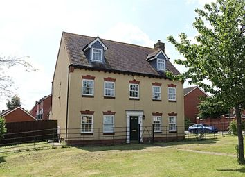 Thumbnail 5 bed detached house for sale in School Lane, Lower Cambourne, Cambridge
