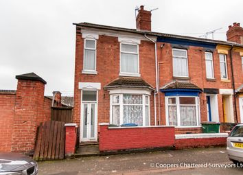 Thumbnail 2 bed end terrace house for sale in Richmond Street, Stoke, Coventry