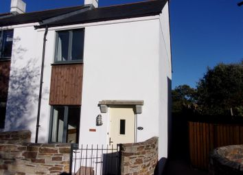 Thumbnail 2 bed semi-detached house to rent in Foundry Drive, Charlestown, St. Austell