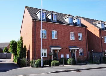 Thumbnail 3 bed semi-detached house for sale in Deykin Road, Lichfield