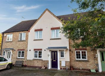Thumbnail 3 bedroom terraced house for sale in Bluebell Close, Ramsey St Marys, Ramsey, Huntingdon, Cambridgeshire