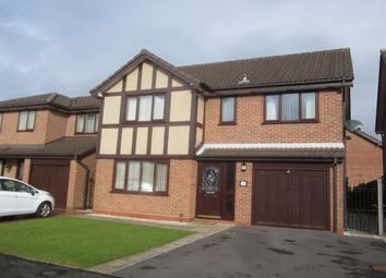 Thumbnail 4 bedroom detached house for sale in Farmleigh Drive, Leighton, Crewe