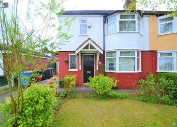 Thumbnail 3 bedroom semi-detached house to rent in Glen Avenue, Worsley, Manchester