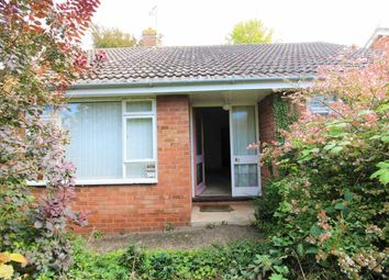 Thumbnail 3 bed detached bungalow for sale in Sixth Avenue Close, Greytree, Ross-On-Wye