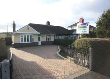 Thumbnail 2 bed semi-detached bungalow for sale in Newtown, Newchapel, Stoke-On-Trent