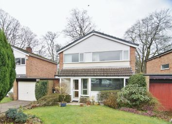 Thumbnail 3 bed detached house for sale in The Friars, Preston