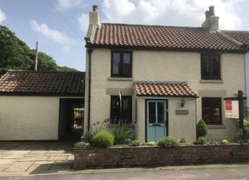 Thumbnail 3 bed semi-detached house for sale in Hall View, East Harlsey, Northallerton