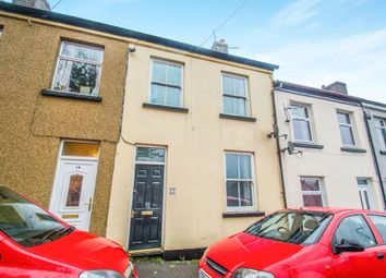 Thumbnail 3 bed terraced house for sale in Lower Waun Street, Blaenavon, Pontypool
