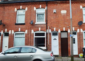 Thumbnail 2 bedroom terraced house for sale in Medway Street, Leicester