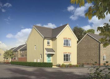"Thumbnail 3 bed detached house for sale in ""The Hatfield"" at Maes Dewi, Pentremeurig Road, Carmarthen"