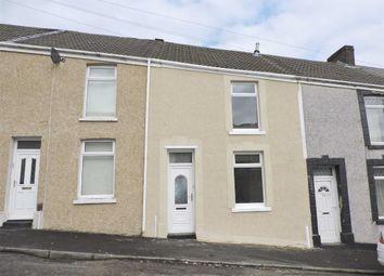 Thumbnail 2 bed terraced house for sale in Millbrook Street, Plasmarl, Swansea