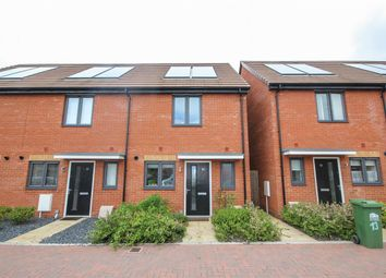 Thumbnail 2 bedroom end terrace house for sale in Mercator Close, Southampton