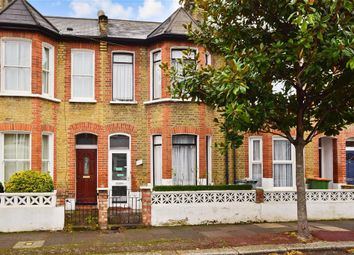 Thumbnail 3 bedroom terraced house for sale in Caistor Park Road, London