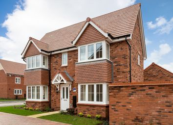 "Thumbnail 3 bedroom property for sale in ""The Sheringham"" at The Poppies, Meadow Lane, Moulton, Northwich"