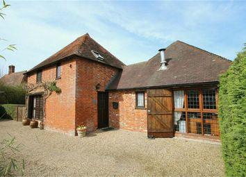 Thumbnail 3 bed detached house for sale in Old Surrenden Manor Road, Bethersden, Ashford