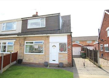 Thumbnail 3 bed property for sale in Marshall Grove, Preston