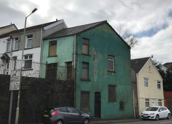 Thumbnail 2 bed terraced house for sale in Belmont Terrace, Porth