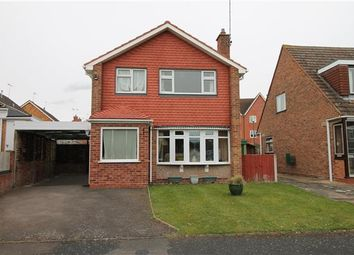 Thumbnail 3 bed detached house for sale in Boteler Close, Alcester, Alcester