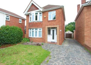 Thumbnail 3 bed detached house for sale in Middle Road, Southampton